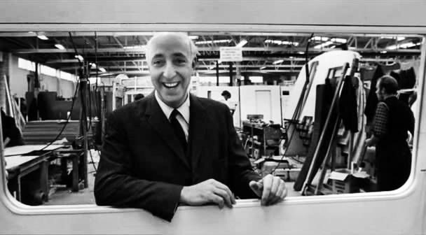 Sam Alper at his Newmarket factory