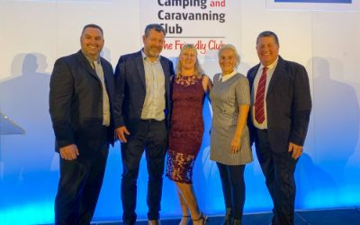 The Camping and Caravanning Club Dinner 2020