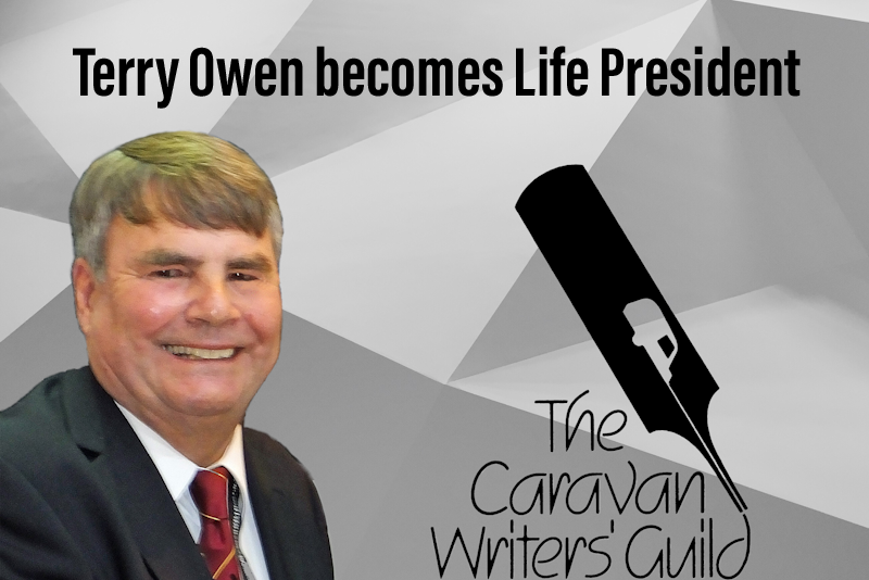 The Caravan Writers' Guild appoint new Life President