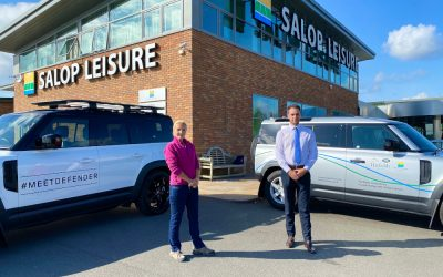 Salop Leisure are driving change for 2021